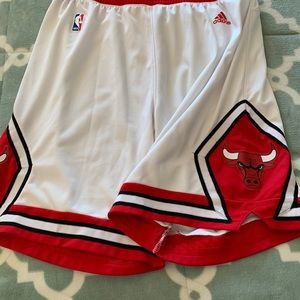 Chicago Bulls basketball shorts